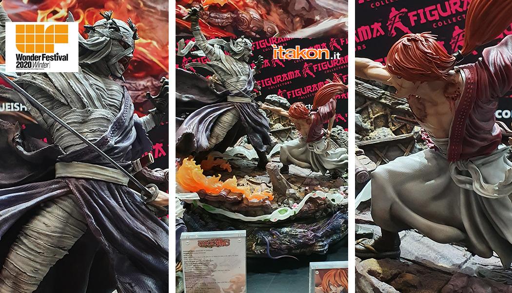 Link a Kenshin – Figurama Collectors – WF 2020 -45