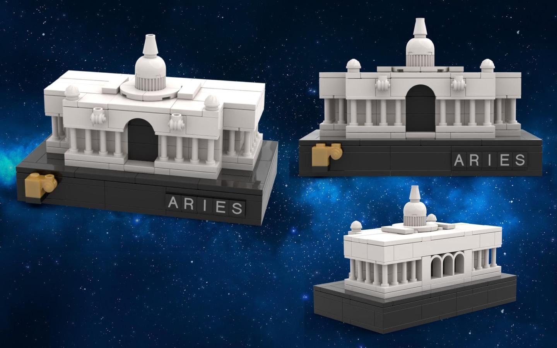 Link a Lego Ideas – Saint – 2