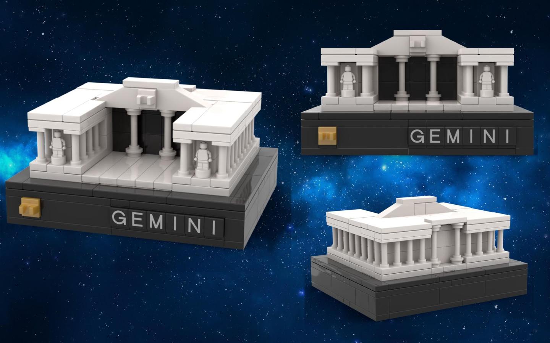 Link a Lego Ideas – Saint – 4