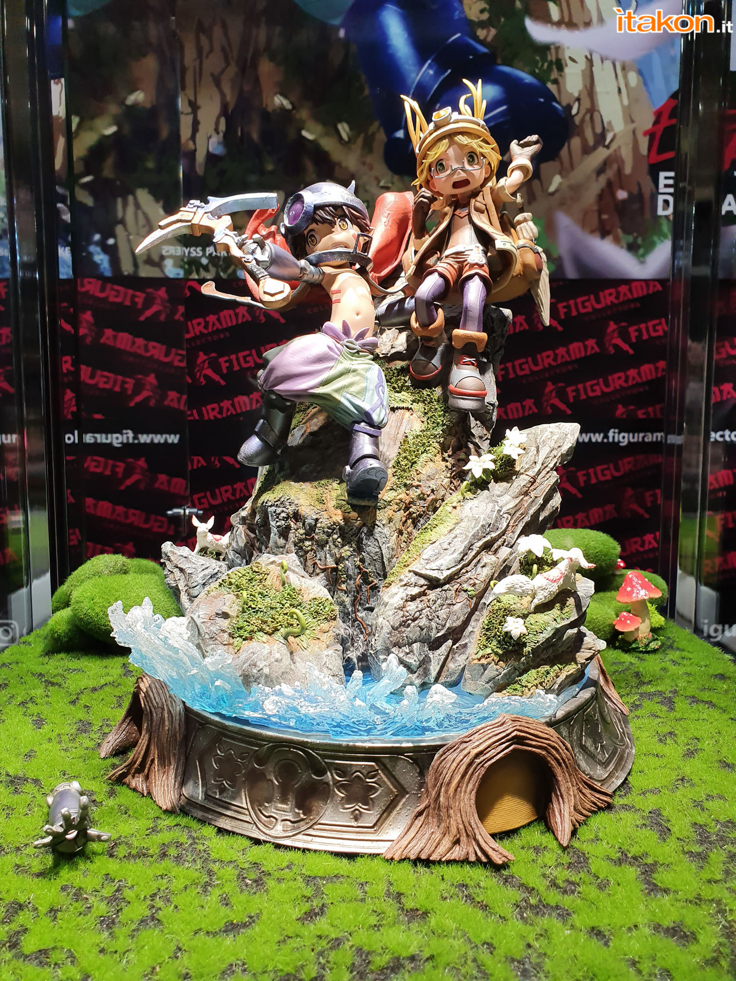 Link a Made in Abyss – Figurama Collectors – WF 2020 -1