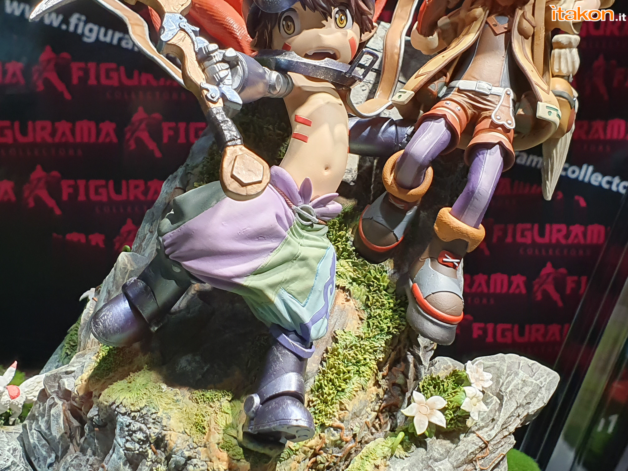 Link a Made in Abyss – Figurama Collectors – WF 2020 -13