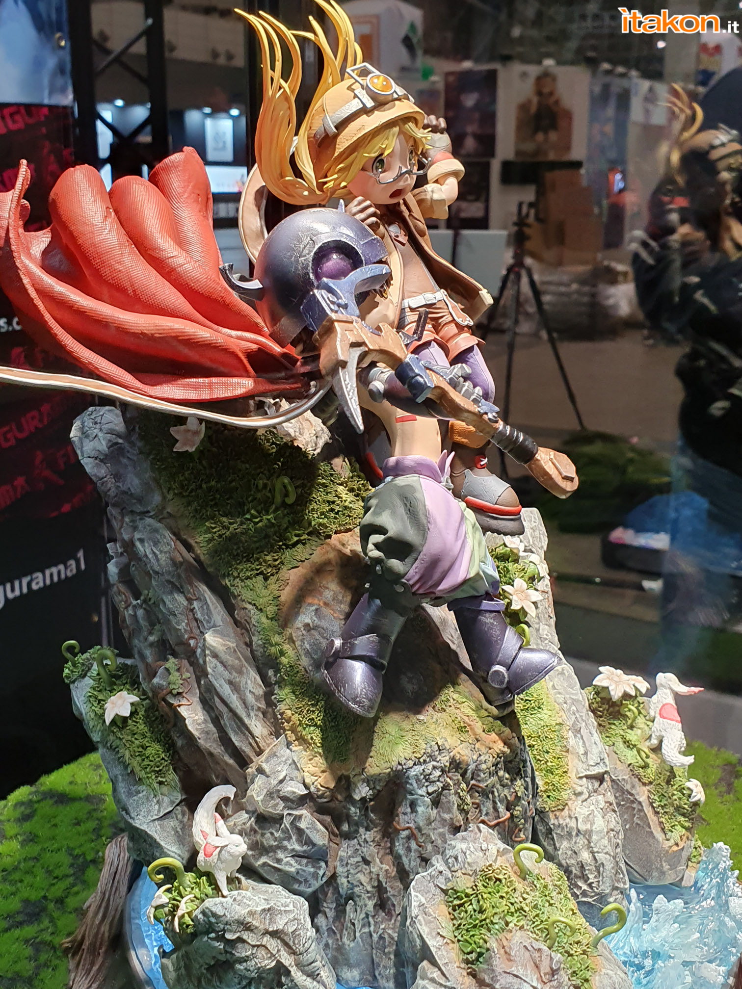 Link a Made in Abyss – Figurama Collectors – WF 2020 -15