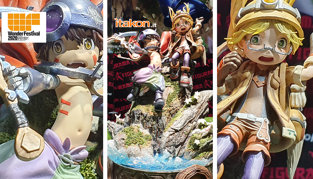 Link a Made in Abyss – Figurama Collectors – WF 2020 -18