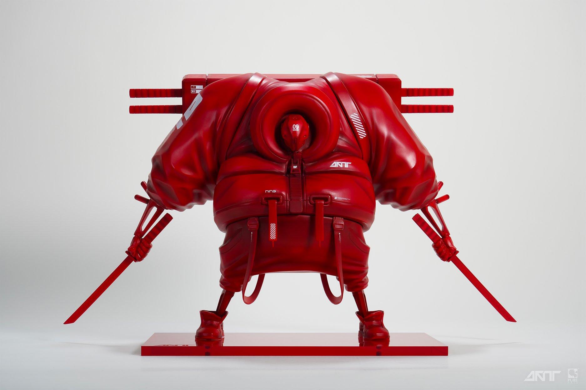 Link a Master 9 Eyes Designer Art Toy – 2