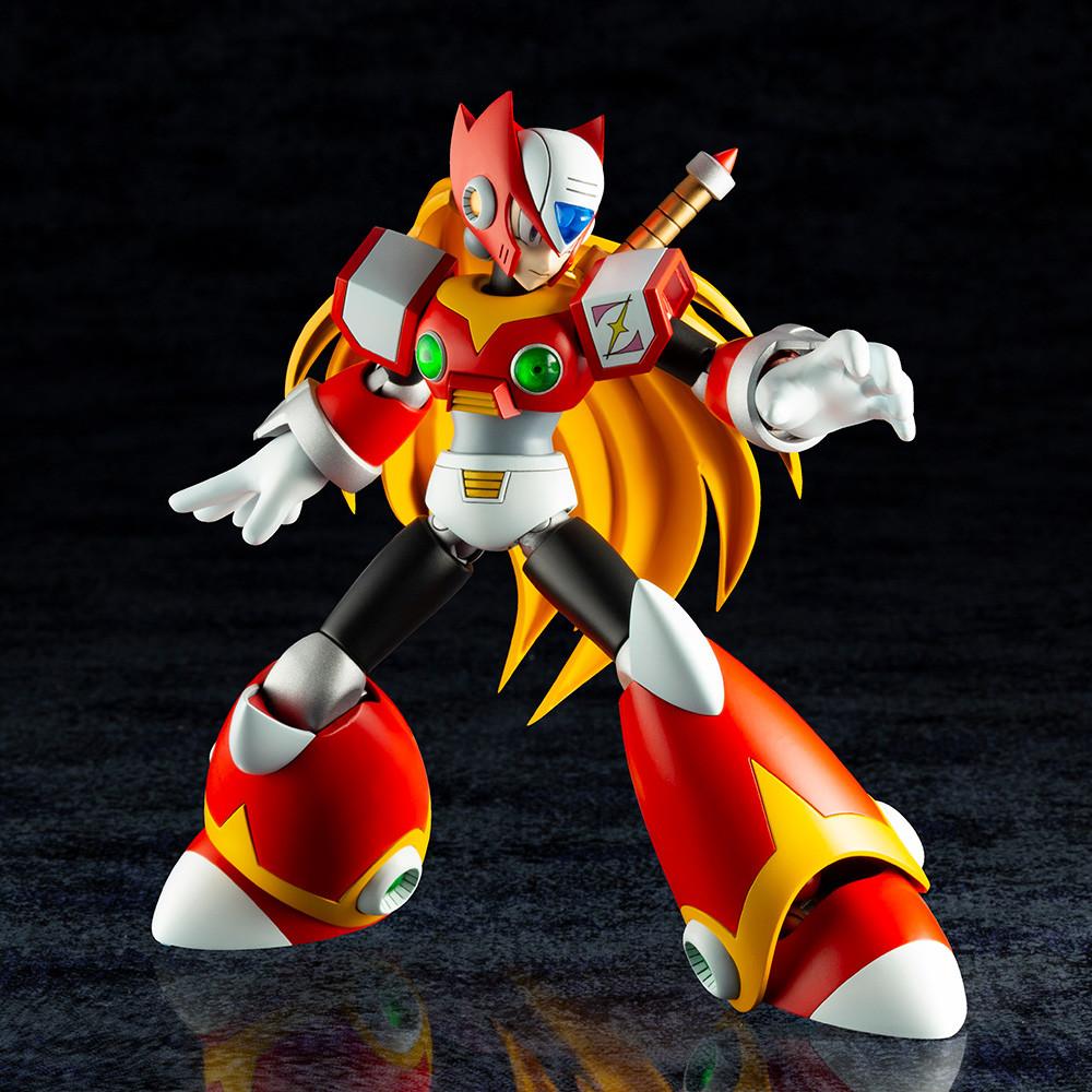 Link a Megaman – Rockman – Zero X2 – Kotobukiya – 10