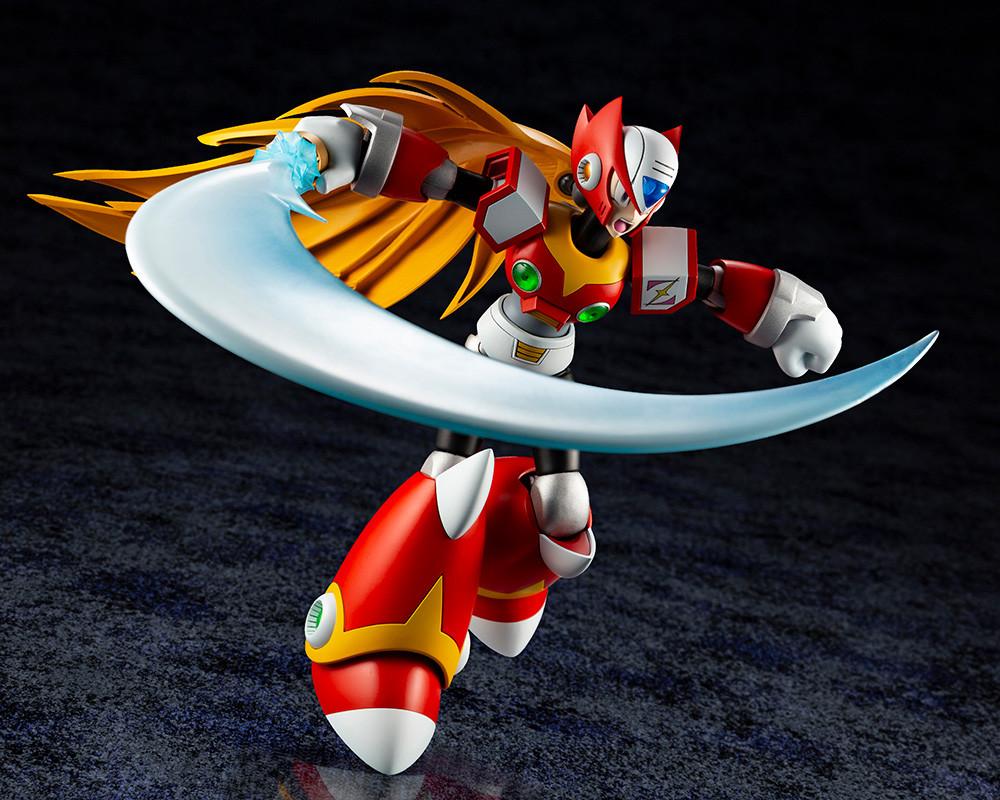 Link a Megaman – Rockman – Zero X2 – Kotobukiya – 15