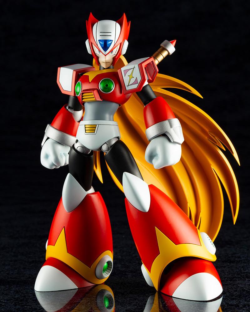 Link a Megaman – Rockman – Zero X2 – Kotobukiya – 2