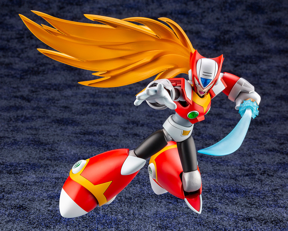 Link a Megaman – Rockman – Zero X2 – Kotobukiya – 8