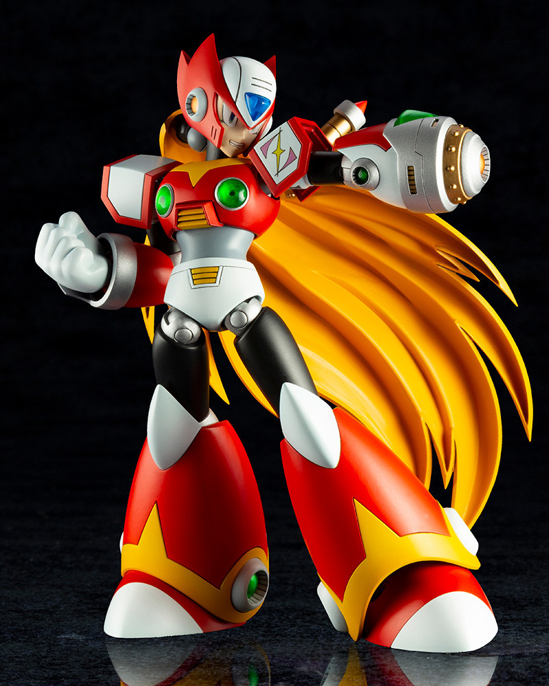 Link a Megaman – Rockman – Zero X2 – Kotobukiya – 9