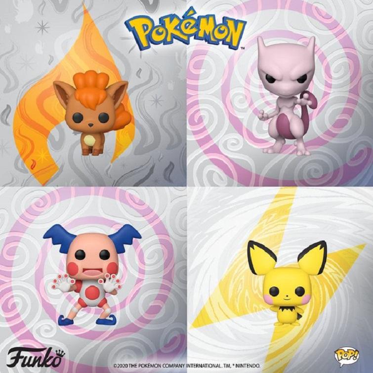 Link a Pokemon Funko POP