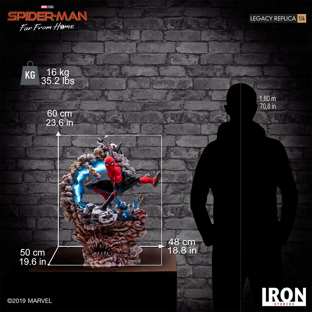 Link a Spider-Man-FFH-Statue-Iron-Studios-023