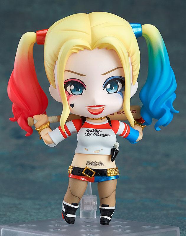 Link a Suicide Squad Harley Quinn Suicide Edition Nendoroid Good Smile Company Itakon.it 1