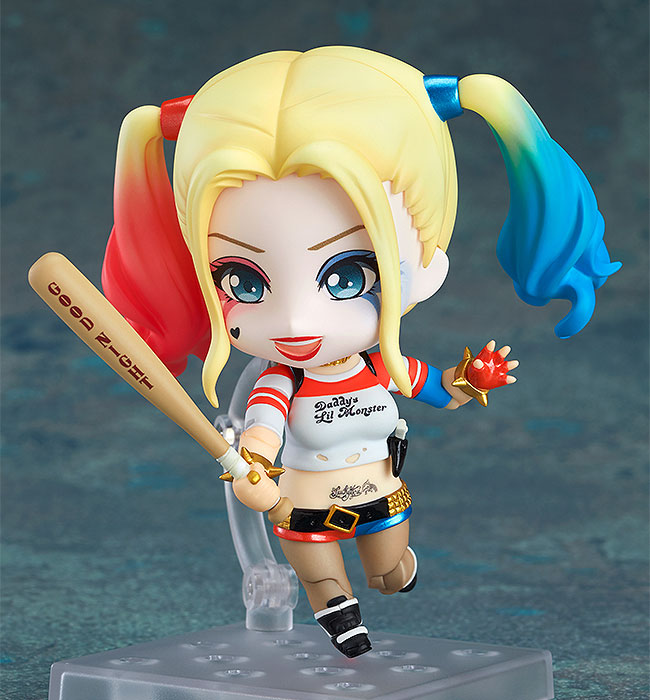 Link a Suicide Squad Harley Quinn Suicide Edition Nendoroid Good Smile Company Itakon.it 2