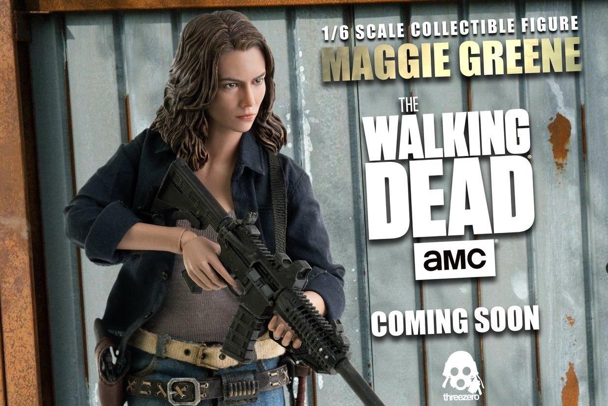 Link a TWD-Maggie-Greene-ThreeZero