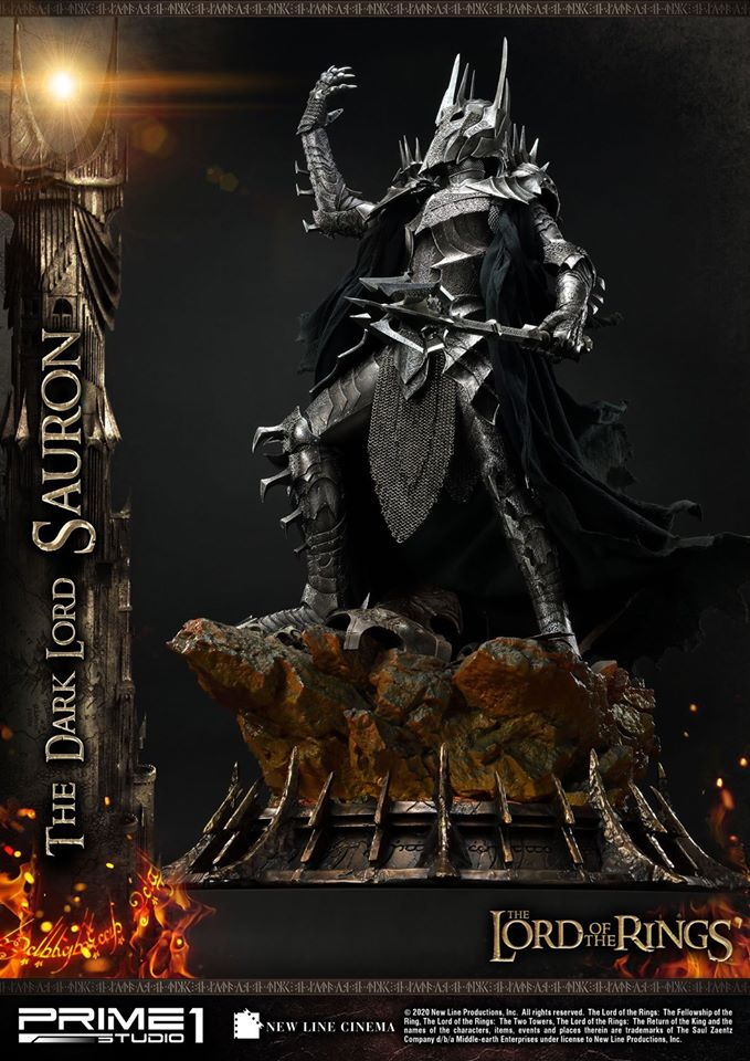 Link a The Dark Lord Sauron – P1 Studio – 23