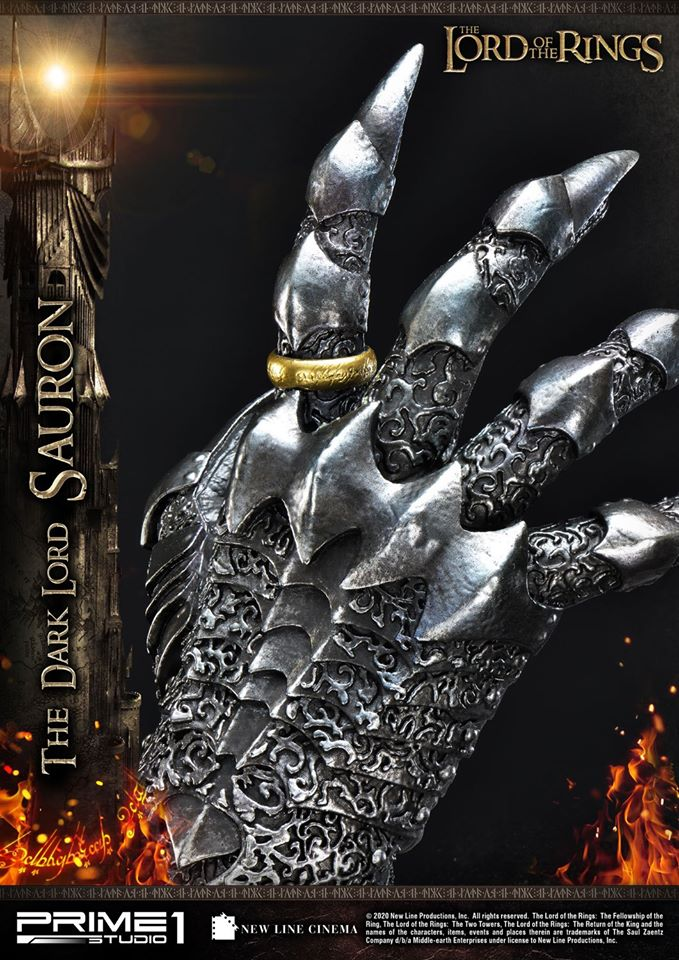 Link a The Dark Lord Sauron – P1 Studio – 24