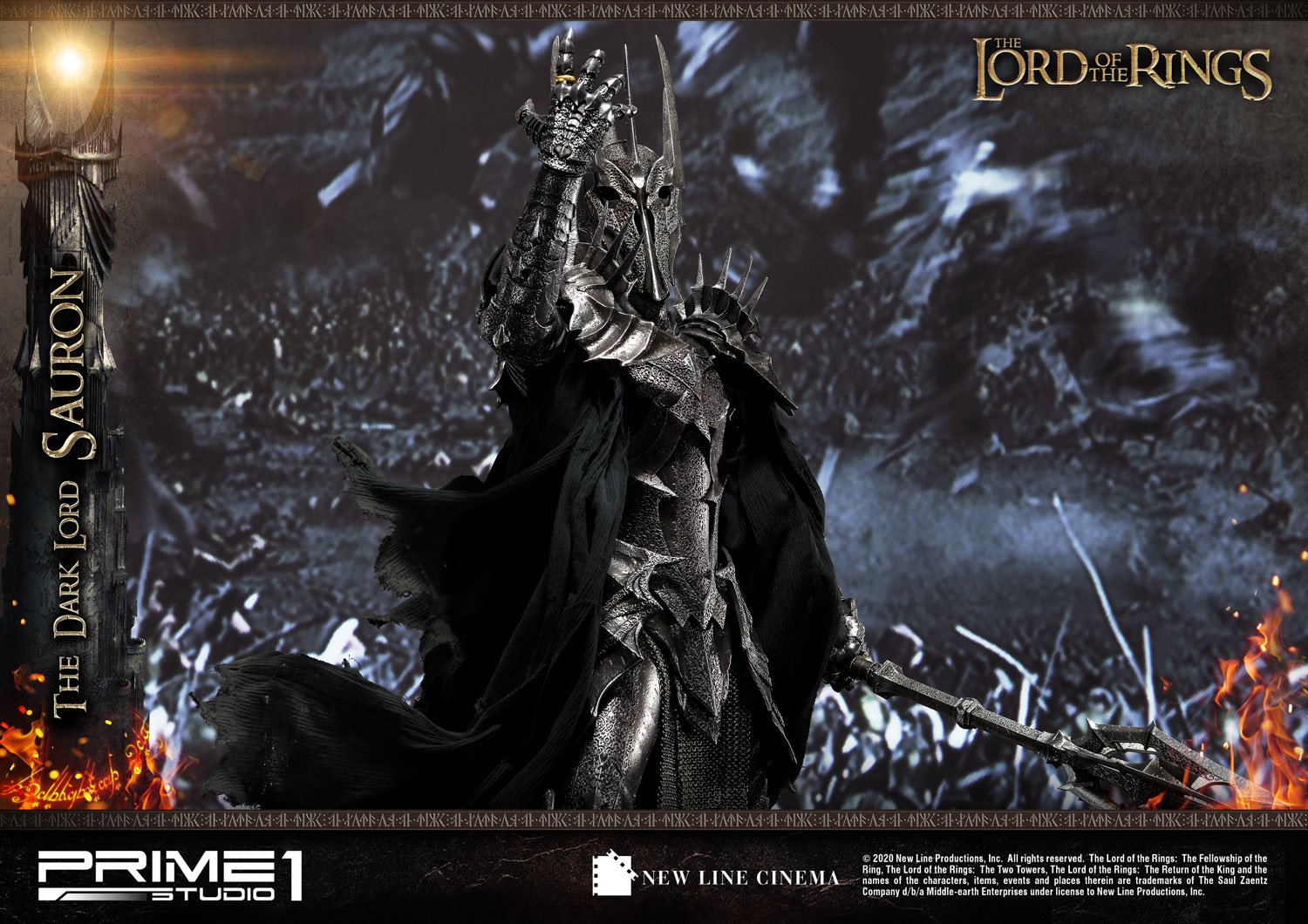 Link a The Dark Lord Sauron – P1 Studio – 25