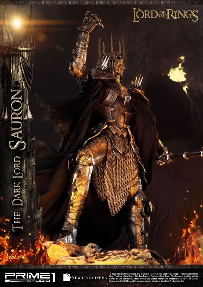 Link a The Dark Lord Sauron – P1 Studio – 3
