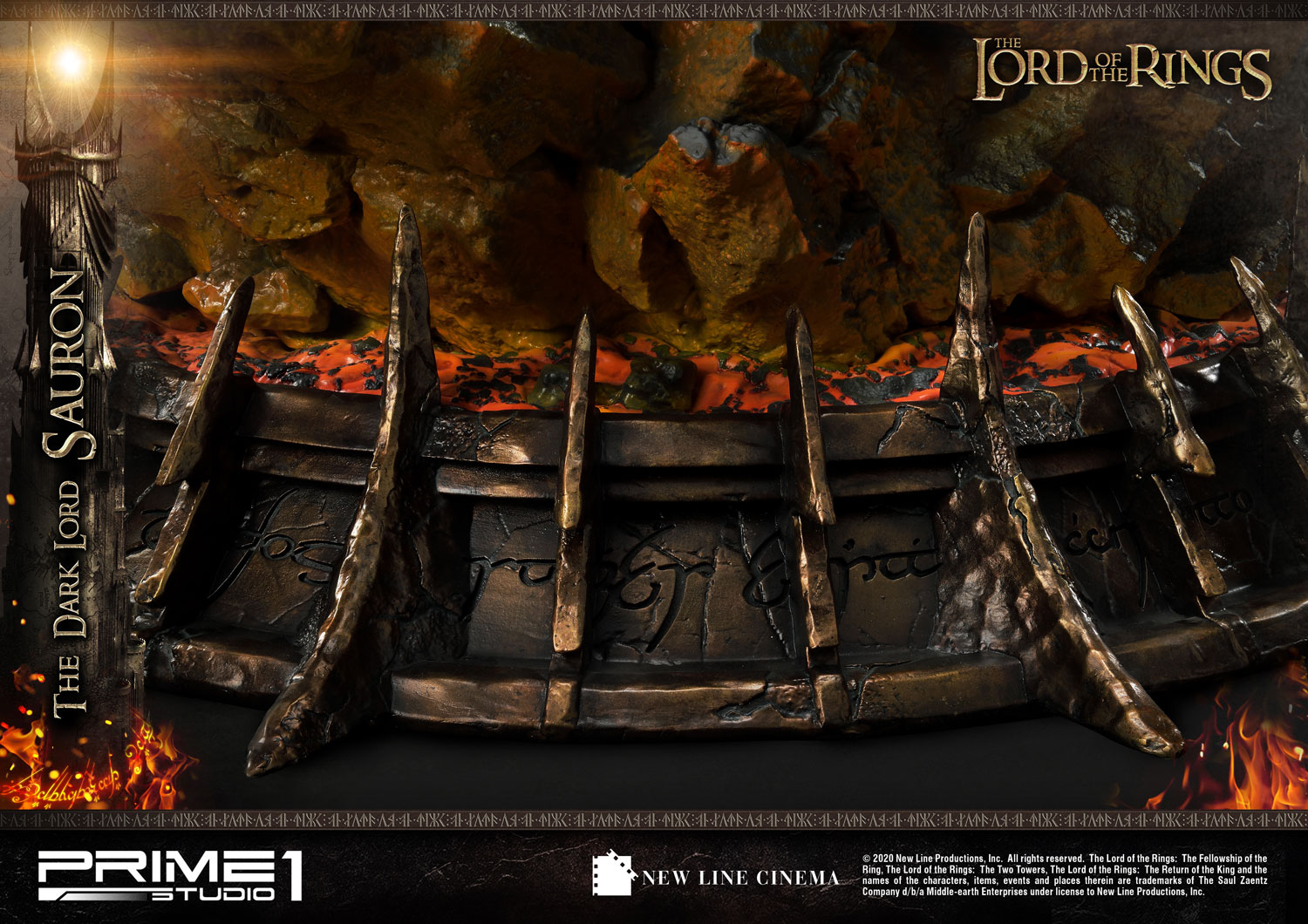Link a The Dark Lord Sauron – P1 Studio – 33