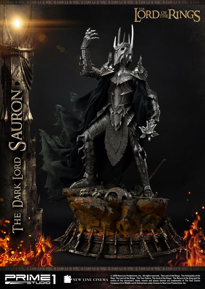 Link a The Dark Lord Sauron – P1 Studio – 5