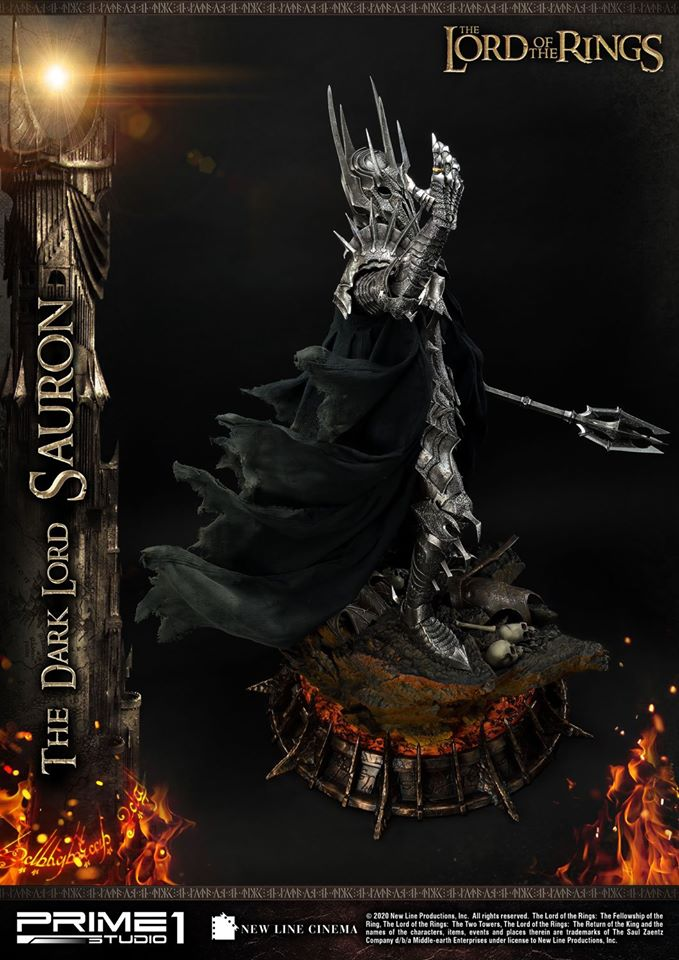 Link a The Dark Lord Sauron – P1 Studio – 8