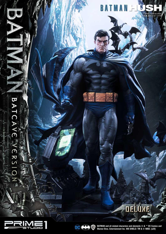 Link a Batman – Hush – Statue – Prime 1 Studio – 11
