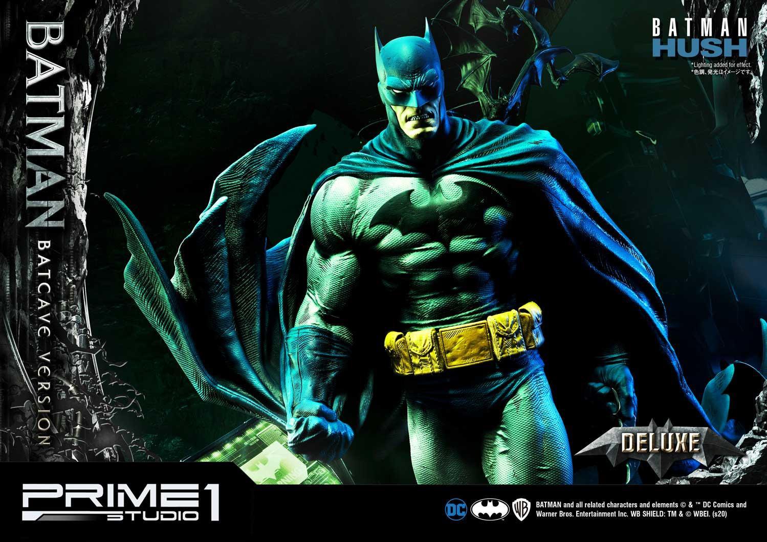 Link a Batman – Hush – Statue – Prime 1 Studio – 12