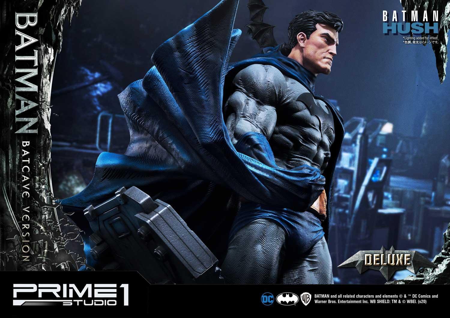 Link a Batman – Hush – Statue – Prime 1 Studio – 13