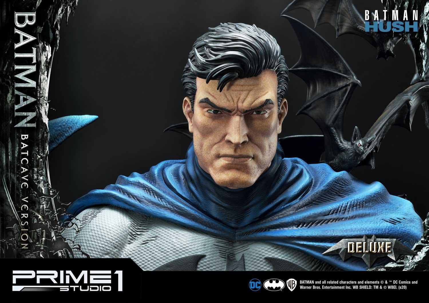 Link a Batman – Hush – Statue – Prime 1 Studio – 14