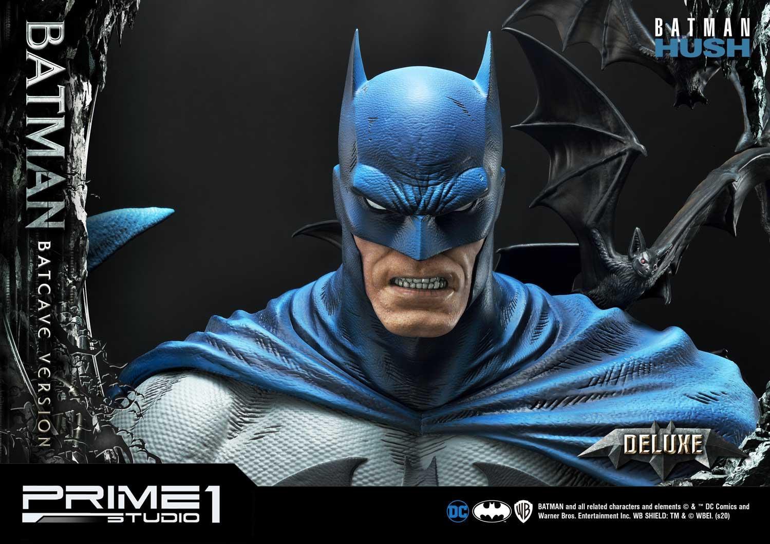 Link a Batman – Hush – Statue – Prime 1 Studio – 15