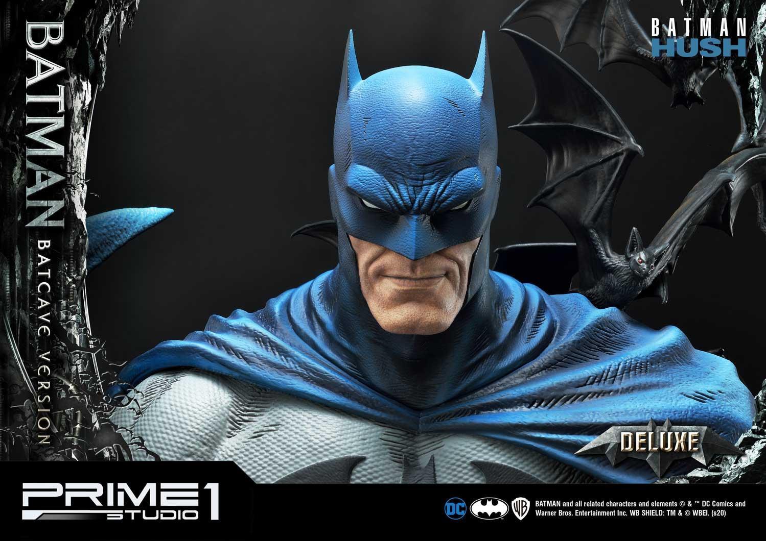 Link a Batman – Hush – Statue – Prime 1 Studio – 16