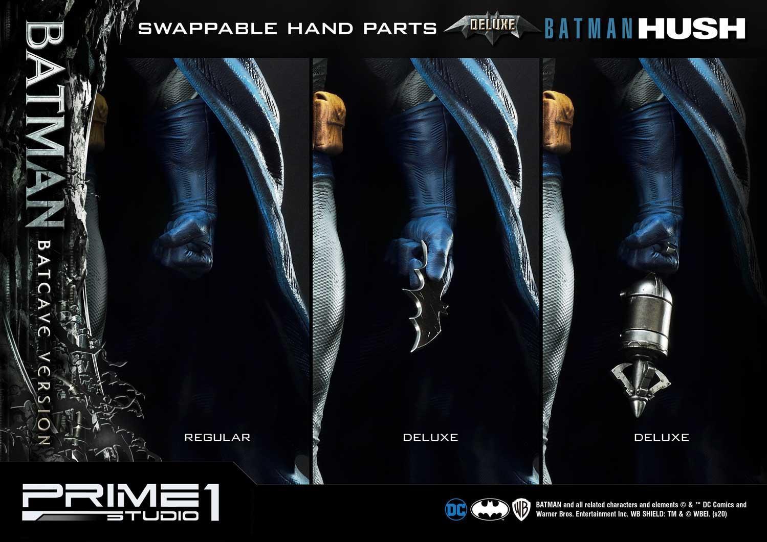 Link a Batman – Hush – Statue – Prime 1 Studio – 2