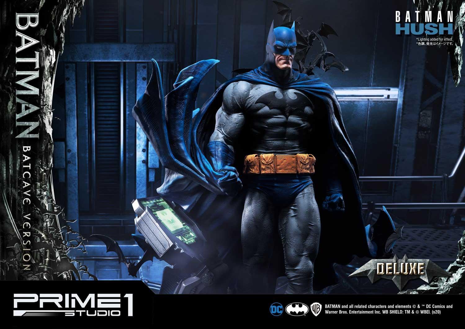 Link a Batman – Hush – Statue – Prime 1 Studio – 26