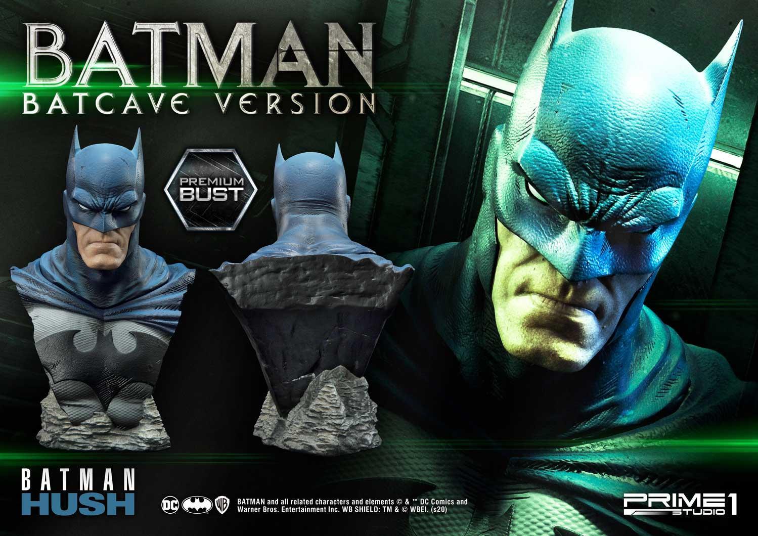 Link a Batman – Hush – Statue – Prime 1 Studio – 28