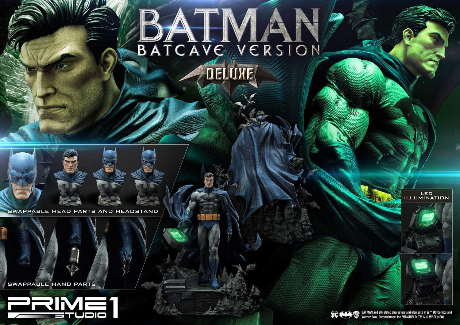Link a Batman – Hush – Statue – Prime 1 Studio – 5