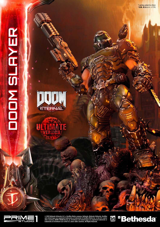Link a Doom Slayer – Prime 1 Studio – Ultimate Masterline – 1