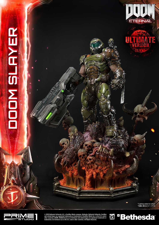 Link a Doom Slayer – Prime 1 Studio – Ultimate Masterline – 13