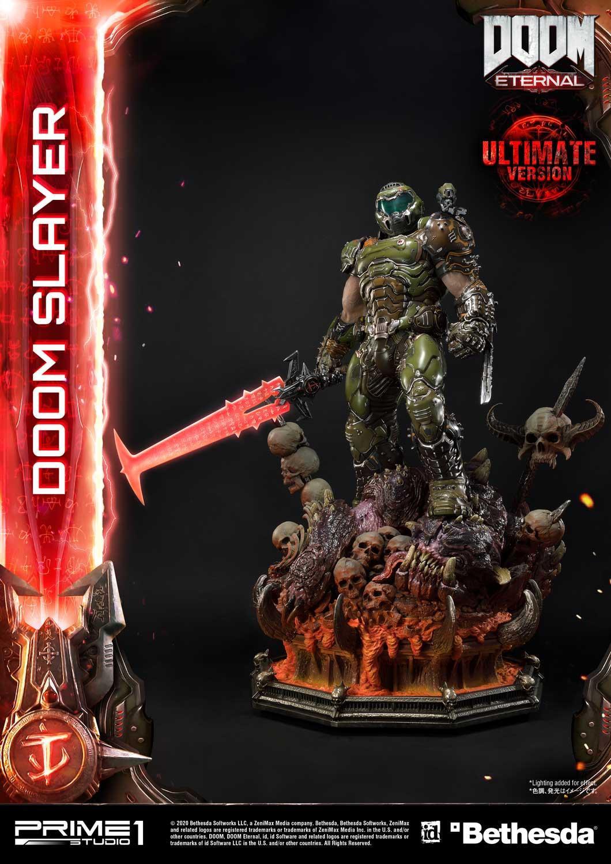 Link a Doom Slayer – Prime 1 Studio – Ultimate Masterline – 14
