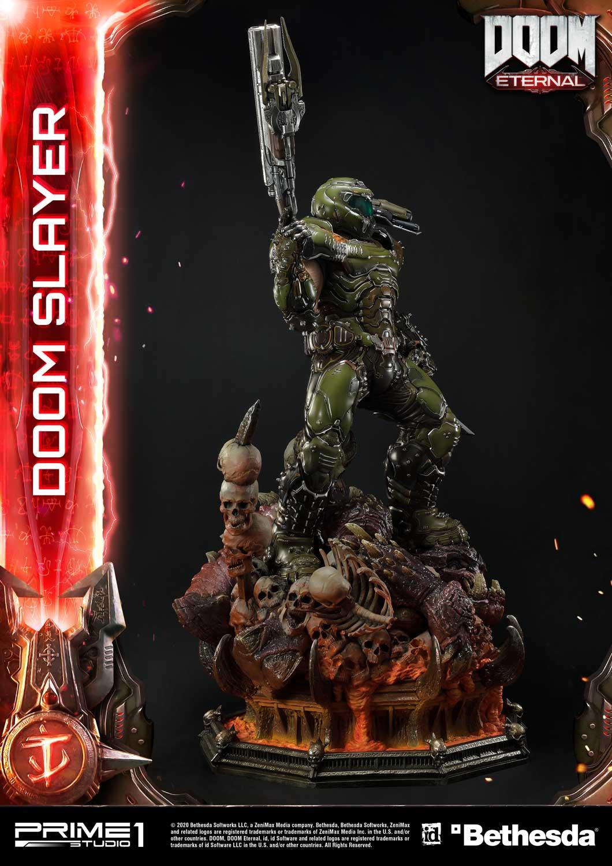 Link a Doom Slayer – Prime 1 Studio – Ultimate Masterline – 15