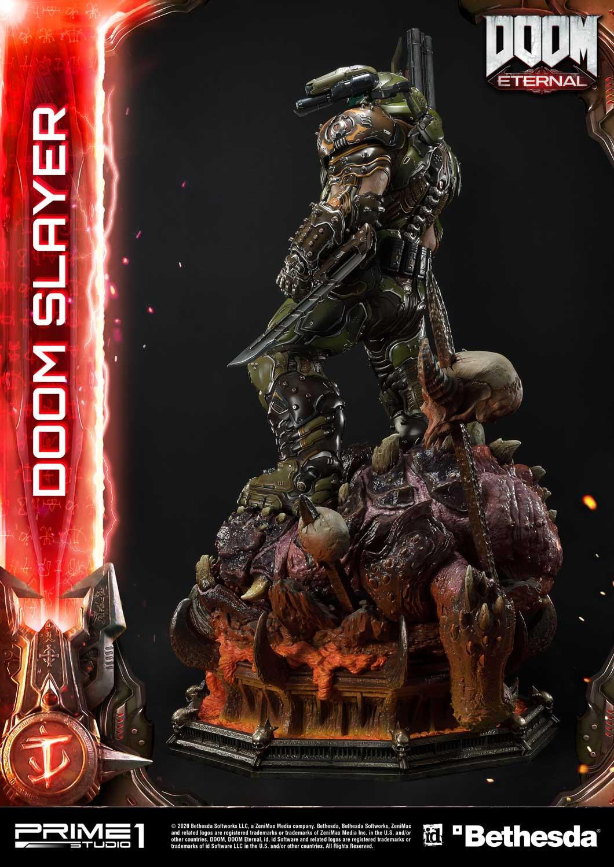 Link a Doom Slayer – Prime 1 Studio – Ultimate Masterline – 16
