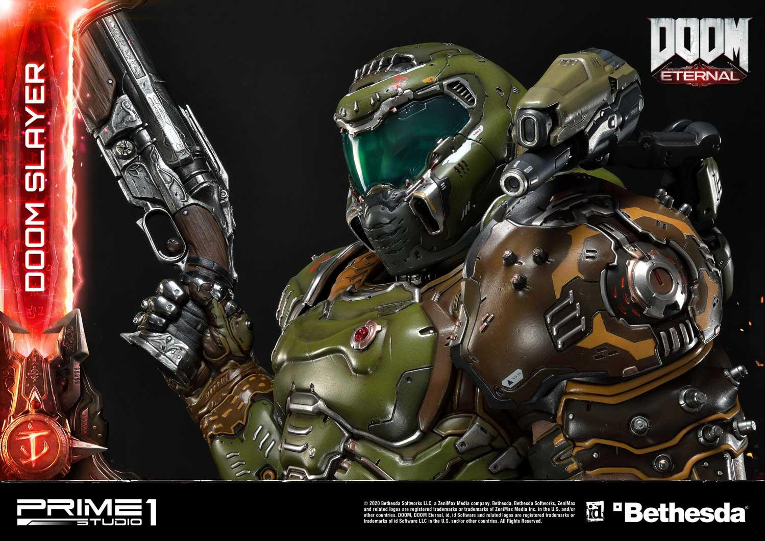 Link a Doom Slayer – Prime 1 Studio – Ultimate Masterline – 18