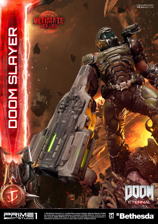 Link a Doom Slayer – Prime 1 Studio – Ultimate Masterline – 2