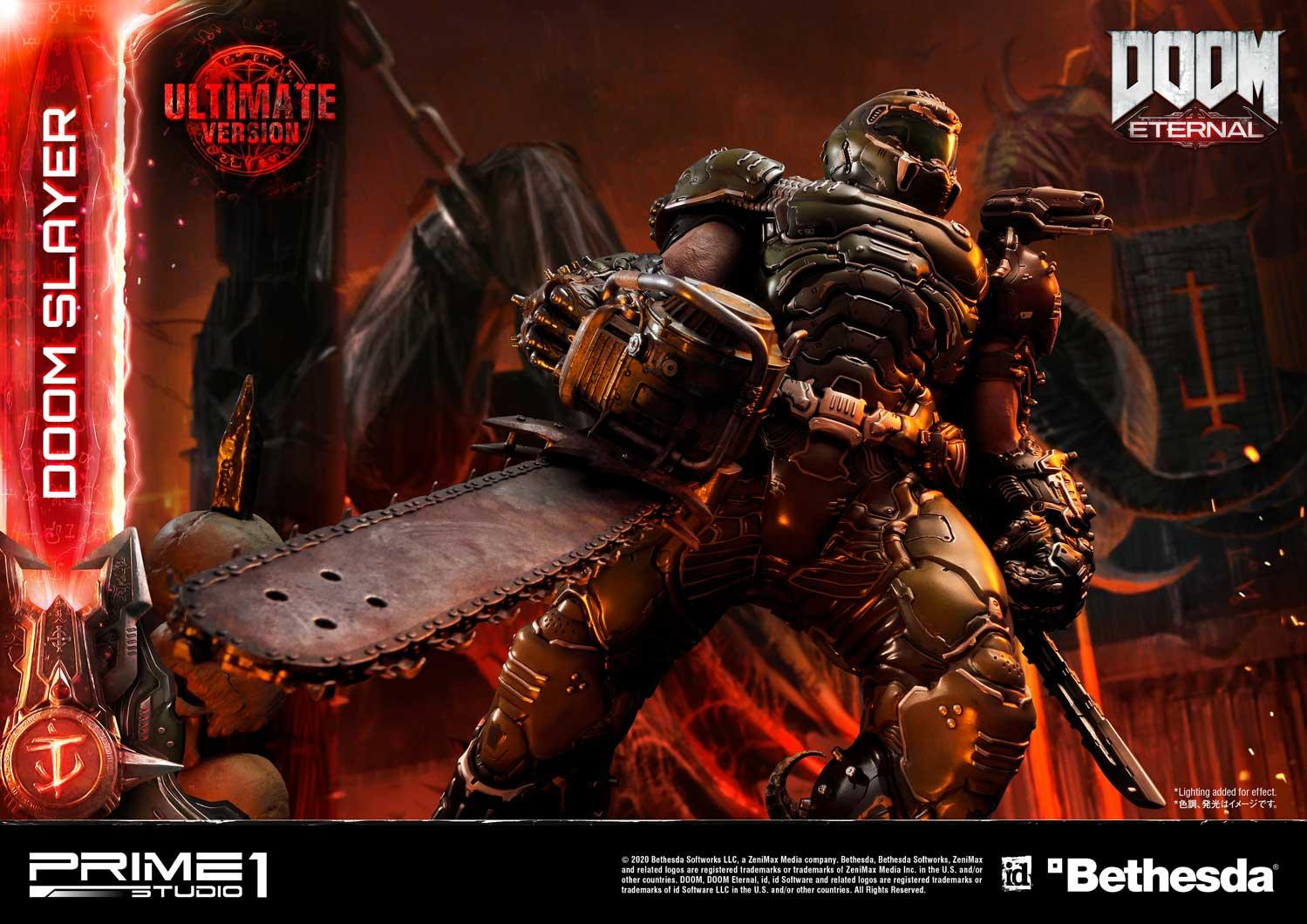 Link a Doom Slayer – Prime 1 Studio – Ultimate Masterline – 28