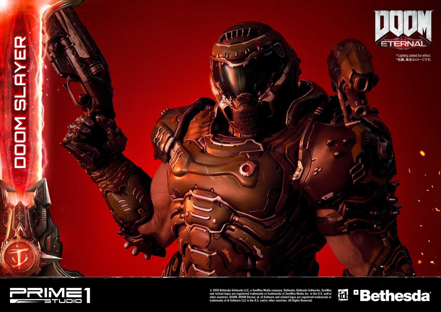 Link a Doom Slayer – Prime 1 Studio – Ultimate Masterline – 30