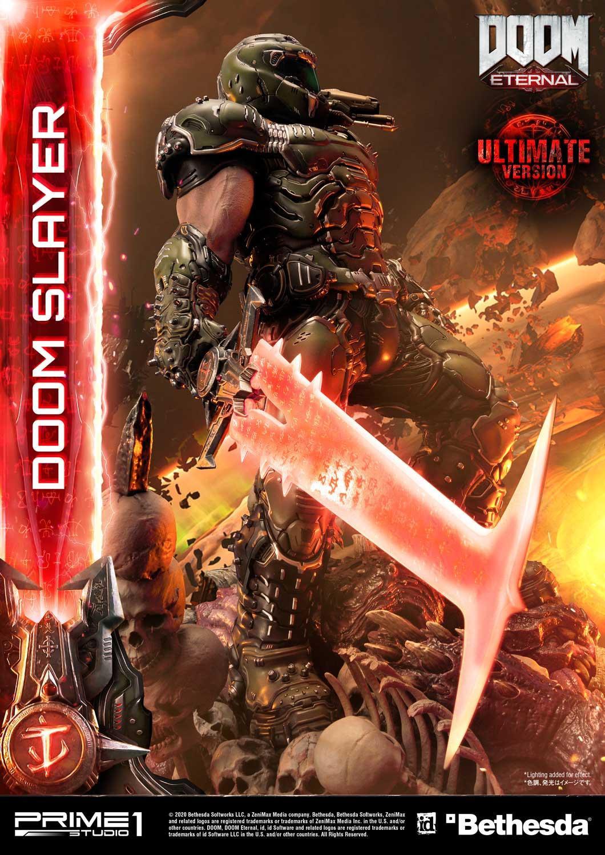Link a Doom Slayer – Prime 1 Studio – Ultimate Masterline – 4