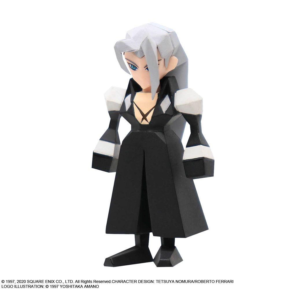Link a Final Fantasy VII – Aerith – Cloud – Sephirot – Square Enix – Figure – 12