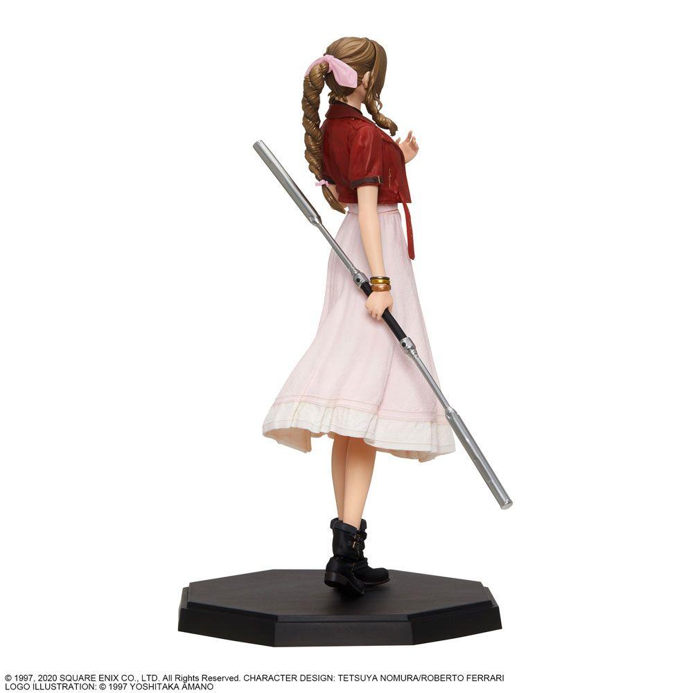 Link a Final Fantasy VII Remake – Aerith – Cloud – Sephirot – Figure – Square Enix – 2