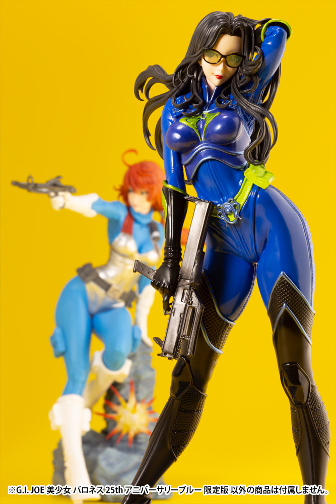 Link a G.I. Joe – Scarlett – Bishoujo – Baroness – 15