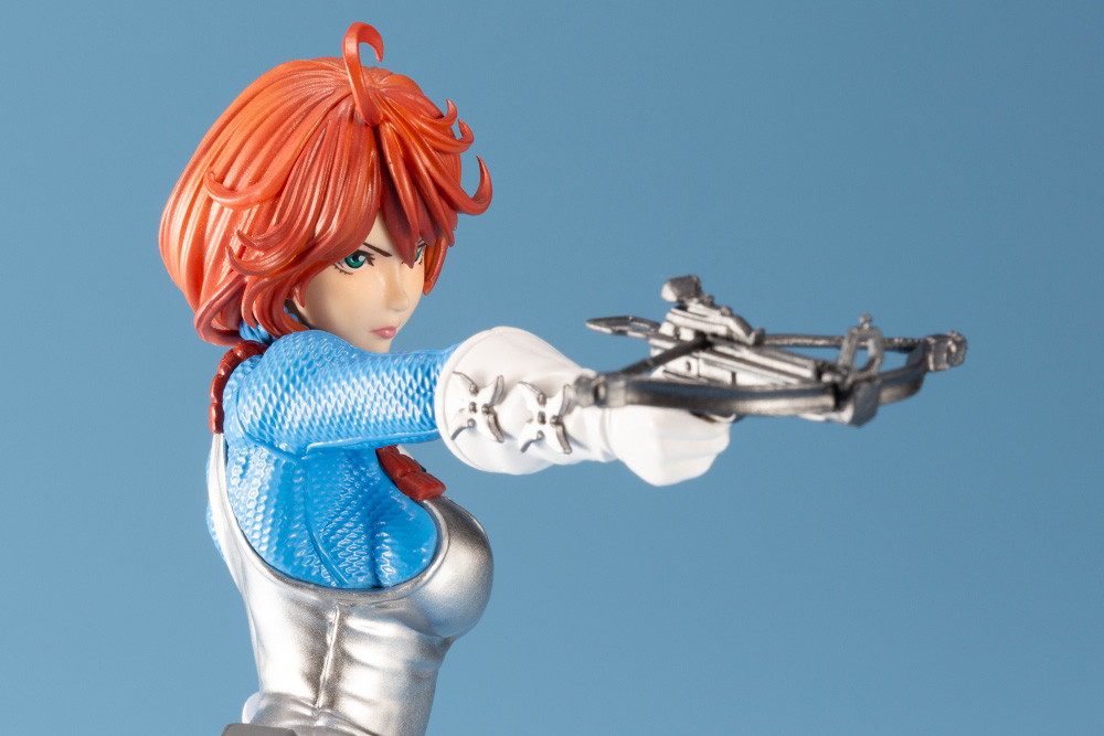 Link a G.I. Joe – Scarlett – Bishoujo – Baroness – 2