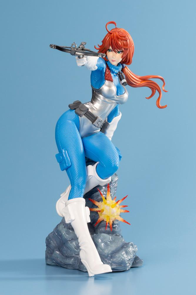 Link a G.I. Joe – Scarlett – Bishoujo – Baroness – 5